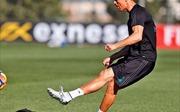 Xem tuyệt kỹ ghi bàn bằng... vai của Ronaldo