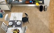 Chọn gạch chống trơn nào cho sàn nhà đẹp và tiện ích?