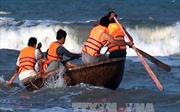 Đánh cá bằng thuyền thúng, một ngư dân mất tích ở vùng cửa biển