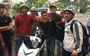 Hiệp sĩ Bình Dương bắt nóng hai đối tượng trộm xe máy