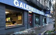 Hàng chục cảnh sát Bỉ bị thương sau trận đấu vòng loại World Cup