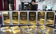 Thị trường vàng châu Á ảm đạm phiên đầu tuần