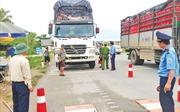 Xử phạt 1.900 xe chở quá tải, tước 761 giấy phép lái xe