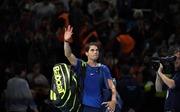 Thất bại trước Goffin, Nadal rút lui khỏi ATP Finals 2017