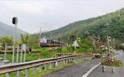Thông tuyến đường sắt Bắc - Nam đoạn qua Đèo Cả sau sự cố