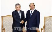 Thủ tướng Nguyễn Xuân Phúc tiếp Chủ tịch Tập đoàn Truyền thông Nikkei