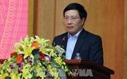 Phó Thủ tướng Phạm Bình Minh dự Ngày hội Đại Đoàn kết toàn dân tộc tại Hà Nội