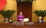 Chủ tịch Quốc hội: Các bộ trưởng cần trả lời chất vấn thẳng thắn, xác định rõ trách nhiệm