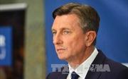 Điện mừng Tổng thống Slovenia tái cử