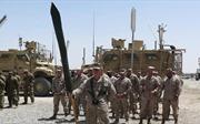 Mỹ triển khai thêm 3.000 quân tới Afghanistan