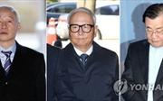 Hàn Quốc: Hai cựu giám đốc cơ quan tình báo quốc gia bị bắt