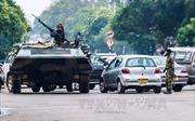 Quân đội Zimbabwe bắt đồng minh của Tổng thống Mugabe