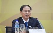 Thông báo kết quả APEC 2017 tới các cơ quan đại diện nước ngoài tại Hà Nội