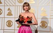 Album của Taylor Swift đắt hàng nhất năm 2017