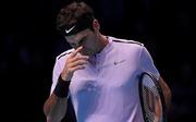 Roger Federer kết thúc mùa giải bằng một trận thua tại ATP Finals