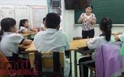 Cái tâm của cô giáo ở nơi học trò dạy... giáo viên