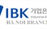 Thông báo tăng vốn của Ngân hàng Công nghiệp Hàn Quốc - Chi nhánh Hà Nội