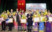 Kỷ niệm Ngày Nhà giáo Việt Nam 20/11: Tôn vinh các nhà giáo tận tụy, tâm huyết với nghề