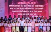 TP Hồ Chí Minh tuyên dương 148 gương nhà giáo trẻ tiêu biểu