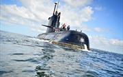 Argentina phát hiện tiếng động nghi từ tàu ngầm mất tín hiệu