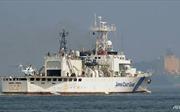 Lật tàu đánh cá Nhật Bản làm 7 người mất tích