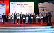 Tám sinh viên chiến thắng tại chương trình Kỹ năng quản lý tài chính mùa thứ 6