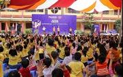 2.500 học sinh tham gia dự án dinh dưỡng 'Vui tới trường'