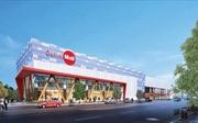 Satra khởi công xây dựng Centre Mall Củ Chi