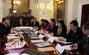 Việt Nam - Anh đẩy mạnh hợp tác trên lĩnh vực kiểm toán