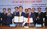 Thành phố Hồ Chí Minh và tỉnh Gyeongsangbuk, Hàn Quốc ký kết hợp tác