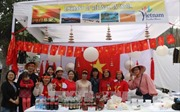 Việt Nam tham dự hội chợ từ thiện quốc tế tại Ấn Độ