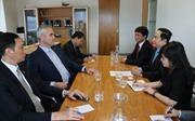 Đoàn Chủ tịch Ủy ban TW MTTQ Việt Nam thăm làm việc tại New Zealand