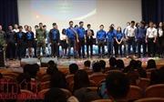 Cuộc thi 'Thủ lĩnh Đoàn TNCS Hồ Chí Minh tại LB Nga năm 2017'