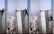 Nam diễn viên trẻ đuối sức, rơi xuống từ tầng 62