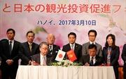 Hà Nội đẩy mạnh hợp tác, xúc tiến đầu tư trong năm 2017