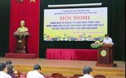 Bắc Ninh: Nâng cao chất lượng soạn thảo, ban hành văn bản quy phạm pháp luật