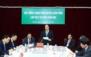 Thủ tướng Nguyễn Xuân Phúc 'đặt hàng' Viện Toán học Việt Nam
