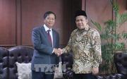 Phó Chủ tịch Hội đồng đại diện nhân dân Indonesia coi trọng quan hệ hợp tác với Việt Nam