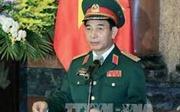 Thượng tướng Phan Văn Giang tiếp Tư lệnh Không quân Thái Bình Dương Hoa Kỳ