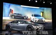 Toyota đặt mục tiêu đạt doanh số bán xe cao kỷ lục năm 2018