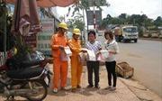 Hơn 99,5% thôn, buôn ở Đắk Nông có điện lưới quốc gia