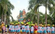Cảnh giác trước nguy cơ mất an toàn trường học mùa lễ hội