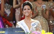 Người đẹp Tây Nguyên H'Hen Niê đăng quang Hoa Hậu Hoàn vũ Việt Nam 2017