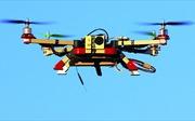 Video máy bay không người lái lần đầu tiên cứu người gặp nạn trên biển