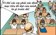 Đổi mới thi: Chết cười ảnh chế trước kỳ thi