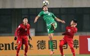 VCK U23 châu Á 2018: Tiết lộ 'bí kíp' kiềm tỏa chân sút cao 1m89 của U23 Iraq