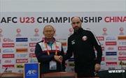 HLV Qatar không ngạc nhiên khi chạm trán U23 Việt Nam tại bán kết