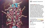 Ca sĩ nhóm BigBang chúc mừng U23 Việt Nam: 'Giấc mơ đã trở thành hiện thực'