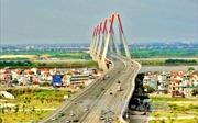 Bất động sản khu Đông Bắc Hà Nội hưởng lợi nhờ hạ tầng đô thị