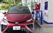 Toyota chuyển hướng tập trung vào các dòng ô tô 'xanh'